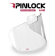 Arai SAI Max Vision Brow Vents Pinlock -kalvo kirkas