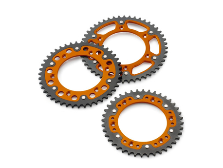 KTM REAR SPROCKET ORANGET