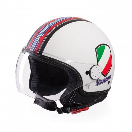 Vespa V-Stripes white