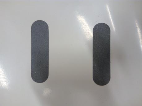 LIUKUESTETEIPPI 40X145 mm
